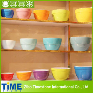Large Tabletop Ceramic Mixing Bowl Set (15031702) pictures & photos