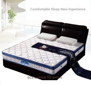 Spring Mattress/Bedroom Mattress pictures & photos