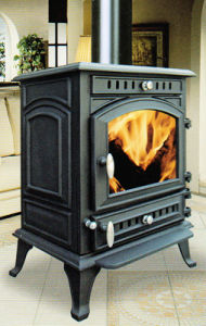 Cast Iron Fireplace, Stove (FIPA009) Wood Stove pictures & photos