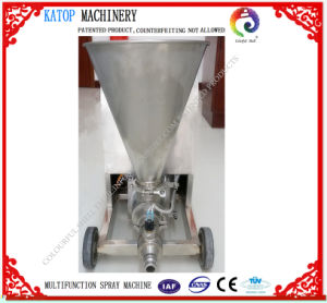 Spraying Machine for Cement, Gypsum, Mortar, Building Paint Spraying pictures & photos
