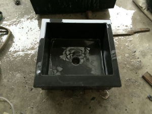 Shanxi Black Granite Sink Laundry Tray pictures & photos