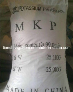 Monopotassium Phosphate MKP for Foliar Fertilizer pictures & photos