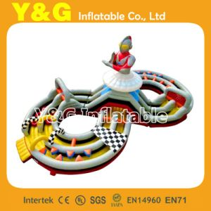 Inflatable Figure-8 Obstacle Course (GH095)