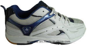 Men′s Badminton Indoor Court Shoestable Tennis Footwear (815-9266) pictures & photos