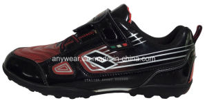 Boy Indoor Soccer Shoes Child Football Shoes (415-6754) pictures & photos