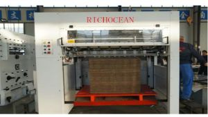 High Technology Automated-Manual Die Cutting Machine with Stripping pictures & photos