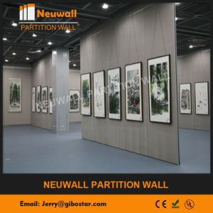 Soundproof Movable Partitions Walls for Library and Gallery pictures & photos