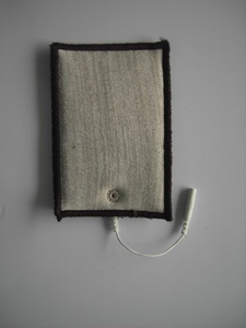 Reusable Garment Electrodes