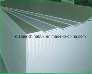 Gypsum Board/ Plasterboard / Drywall Board for Ceiling and Partition pictures & photos