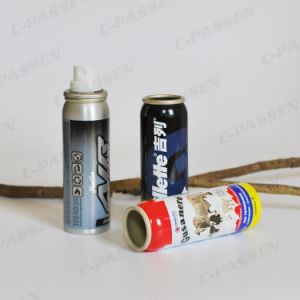 Aluminum Mist Sprayer Bottle for Industrial Aerosol Packing (PPC-AAC-038) pictures & photos