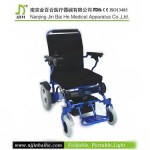 Brushless Electric Foldable Motor Wheelchair pictures & photos