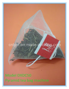 Triangle/ Pyramid Tea Bag Packing Machine pictures & photos