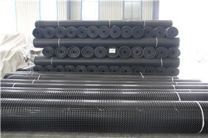 Biaxial Geogrid of PP for Road Base pictures & photos