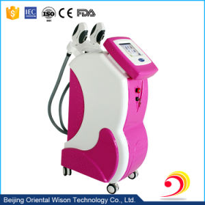 3 Handles Elight (IPL &) Acne Removal Multifunctional Beauty Machine pictures & photos