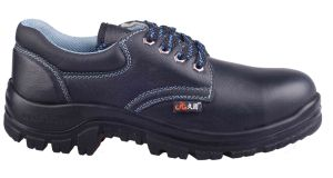 China Factroy PU Outer Sole Genuine Leather Safety Boot Working Shoes pictures & photos