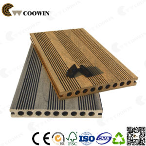 Groove Decking WPC Hollow Wood Wood Plastic Outdoor Flooring pictures & photos