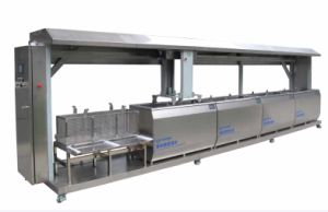 Ts100 Moduler Integrated Cleaning System SMT Cleaner