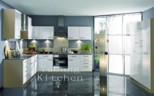 White Lacquer Kitchen Cabinets (#M2012-13) pictures & photos