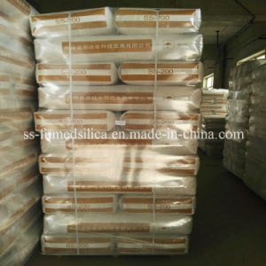 Fumed Silica, High Level Silicon Rubber Raw Material