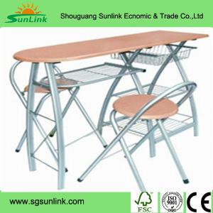 Wooden Steel School Classroom Furniture for Middle School pictures & photos