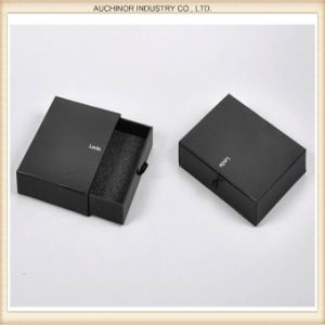 Printed and Padded Jewellery Box Made in China pictures & photos