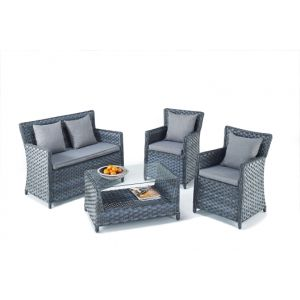 Lounge Sofa for Outdoor / Garden with Aluminum / SGS (075) pictures & photos