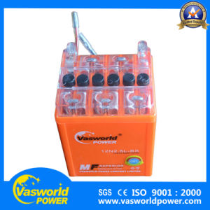 Electric Motorcycle Battery 12V2.5ah Maintenance Free Motorcycle Battery pictures & photos