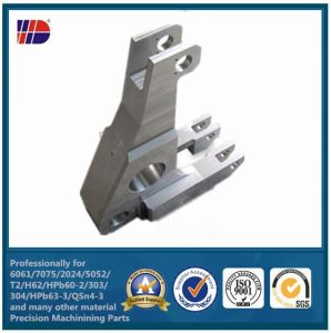 CNC Lathe Precision Metal Machining for Customized Machinery Part pictures & photos