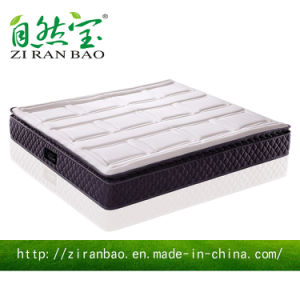 Hotel Bed 3D Breathable Latex Memory Foam Spring Mattress