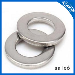 Stainless Steel Flat Washer Plain Washer. pictures & photos
