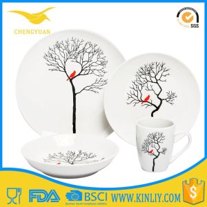 China Supplier Plate Set Melamine Dinnerware for Gift pictures & photos