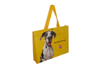8 Years Manufacturer of Eco Custom Promotion Laminated PP Non Woven Bag