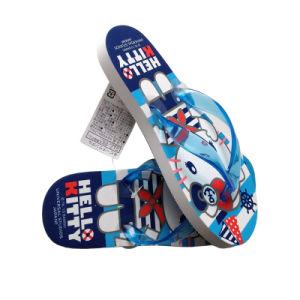 Customized EVA Kids Flip Flops pictures & photos