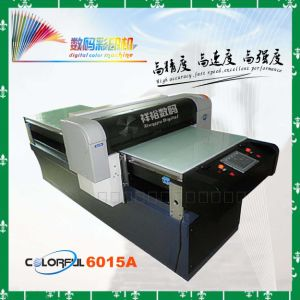 Digital Flatbed Printer Leather Printer (Leather Printing Machine)