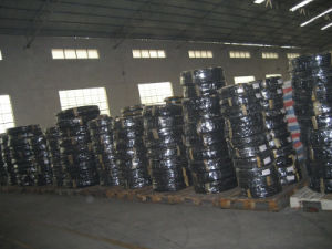 Chinese Wire Braided High Pressure Flexible Rubber Hose with Good Quality pictures & photos