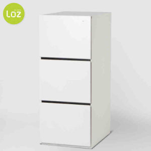 Anti-Tilt Mechanism File Cabinet Vertical Filing Cabinet /Drawer Filing Cabinet /3 Drawer Cabinet pictures & photos