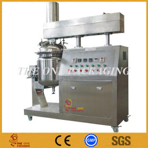 Stainless Steel Vacuum Emulsifying Mixer for Cream