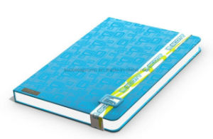 Custom Agenda Notebook with Elastic Band, Lanybook Notebook pictures & photos