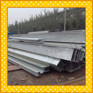 Galvanized Steel H Beam pictures & photos