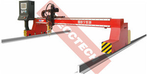China Siecc Gantry Type CNC/Nc Plasma and Flame Cutting Machine Cutter Qm1-3060-HD/M1-4060-HD pictures & photos