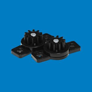 Plastic Rotary Damper Soft Close Drawer Damper pictures & photos