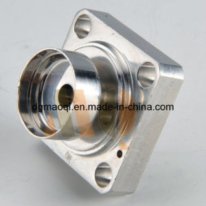 CNC Machining Stainless Steel Parts of Precision Plastic Molding (MQ139) pictures & photos