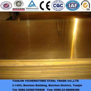 ASTM Standard Brass Sheet C27200 pictures & photos