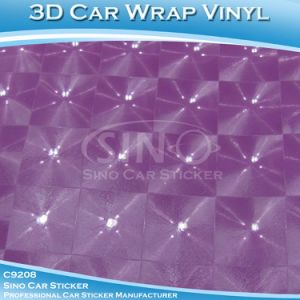 Saleable 3D Cat Eye Car Body Sticker