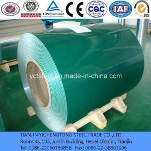 Beautiful Color Coated Q195 Steel Roofing Coil pictures & photos