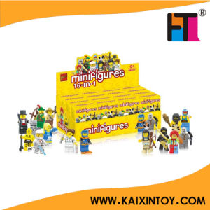 Mini Nano Action Figure Ninja Mini Figures Block Toy pictures & photos
