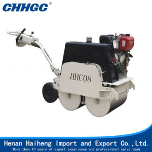 0.8 Ton Mini Walking-Behind Road Rollers Hhc08/China Road Roller Supplier pictures & photos
