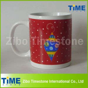 Hot Sale Stoneware Mug for Christmas pictures & photos