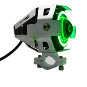 Waterproof U7 30W LED Laser Light for Motorcycle pictures & photos