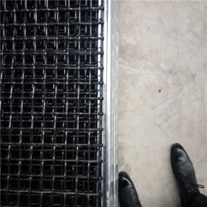 Crimped Wire Mesh High Carbon Mining Screen Wire Mesh pictures & photos